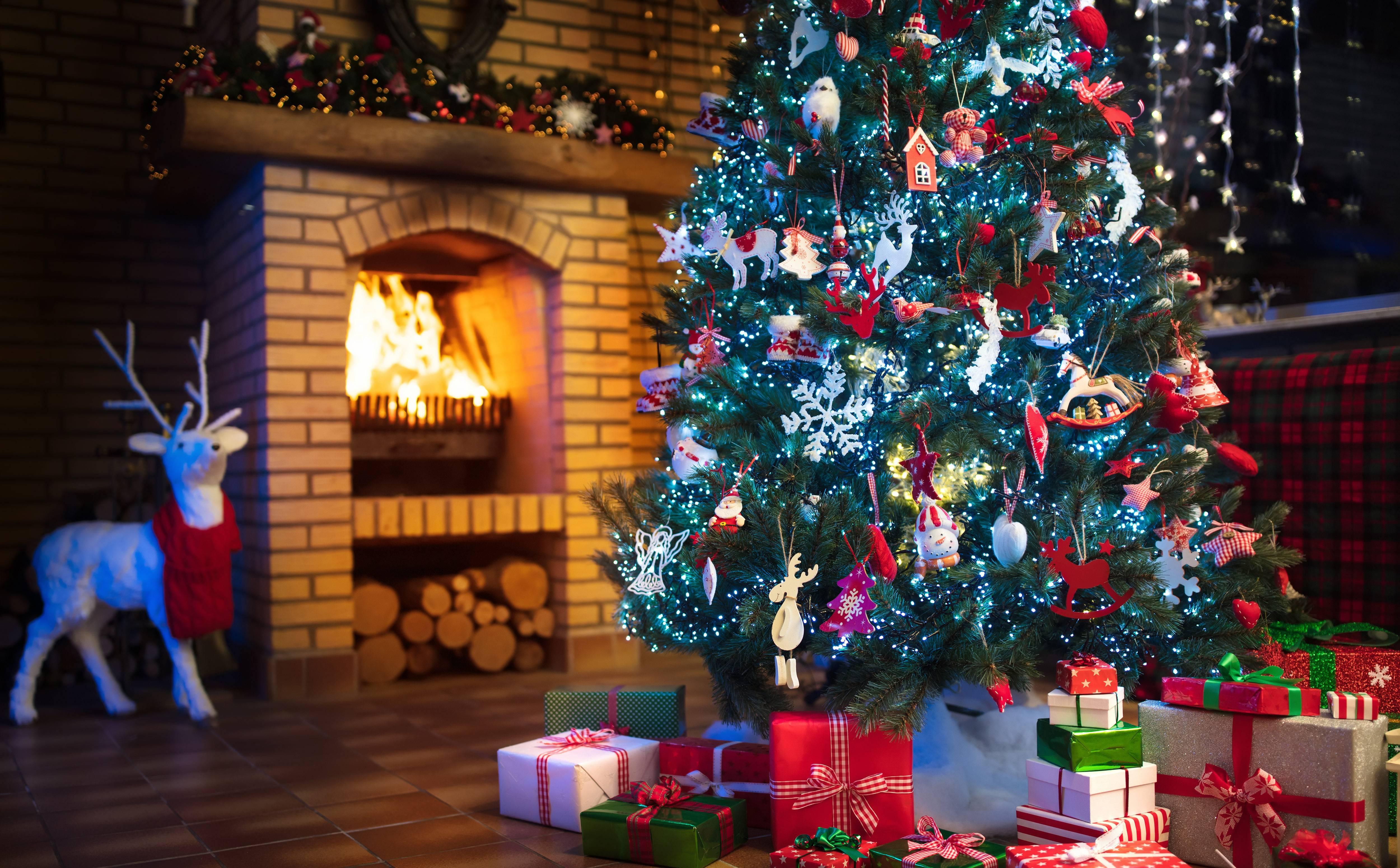 Елочные гирлянды (51 фото): новогодние свечи на елку времен ссср, как выбрать электрическую гирлянду на искусственную елку