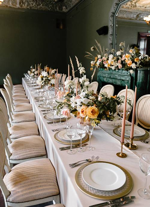 Рассадка гостей на свадьбу: как рассадить гостей
