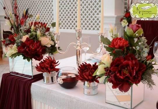 Свадьба в цвете пудры (идеи и фото)