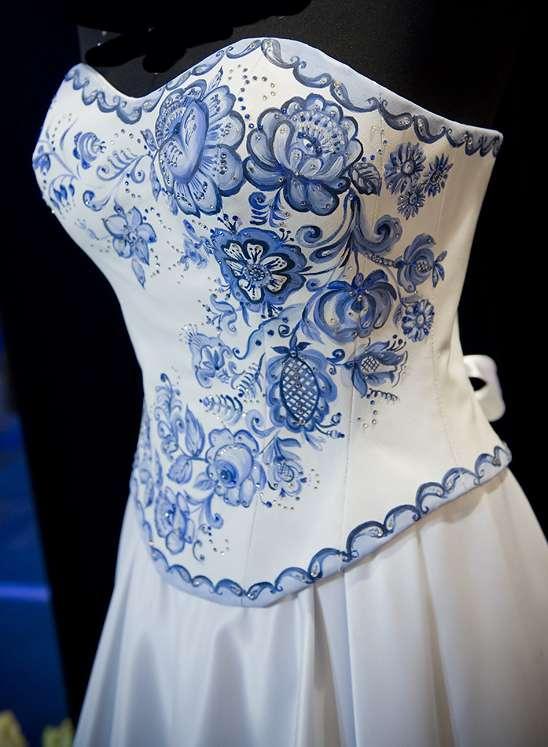 Платье в русском стиле – яркий элемент гардероба для ценителей этнического аутфита