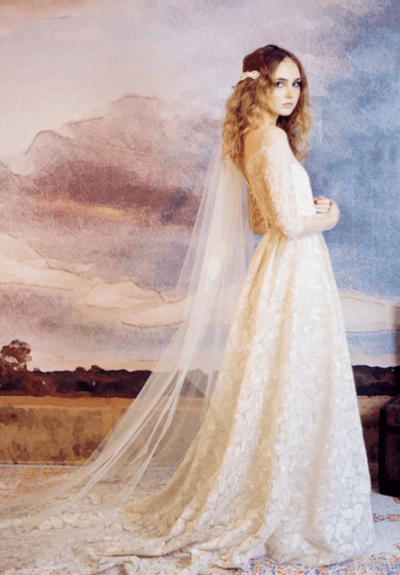Свадебные платья для венчания в церкви: фото