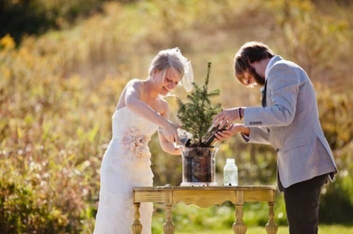 Современные свадьбы: фото и идеи
