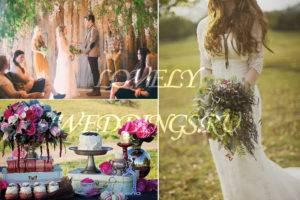 Как организовать свадьбу в стиле бохо-шик   женский журнал менина.ру