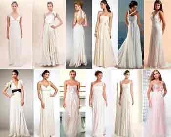 Свадебное платье в греческом стиле. 50 беспроигрышных образов