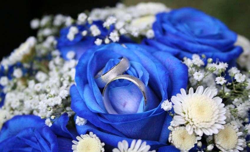 Сценарий сапфировой свадьбы