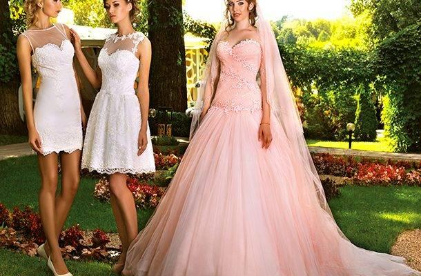 Тенденции модных свадебных платьев 2019 2020 года: завораживающие платья для свадьбы