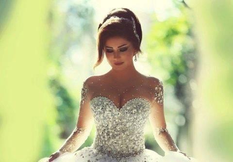 Красивые свадебные платья 2019-2020 - фото моделей, модные стили, новинки   beautylooks