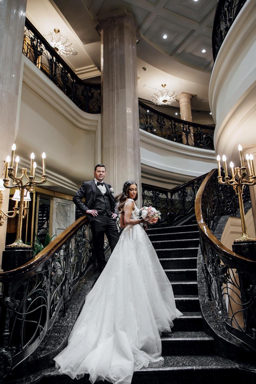 Как постирать и отбелить свадебное платье