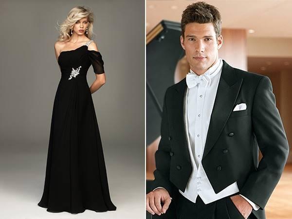 Что одеть на свадьбу  в чем можно идти на свадьбу зимой или осенью