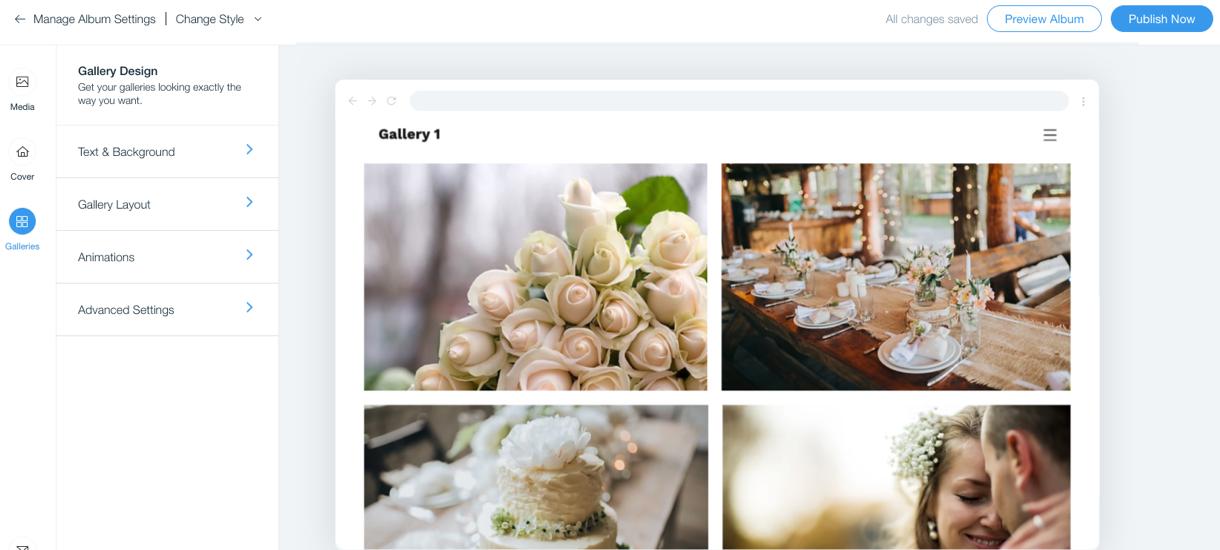 Цветовая палитра для свадьбы: цвета и оттенки