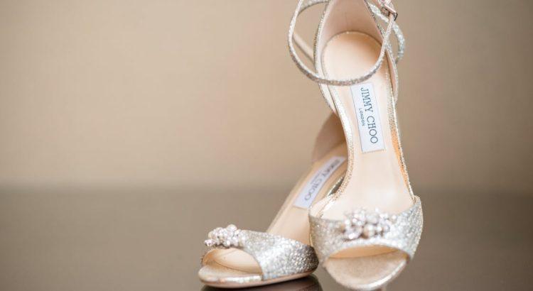 Свадебные туфли на платформе: правила выбора