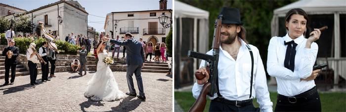 Свадьба в стиле чикаго: настоящая гангстерская свадьба
