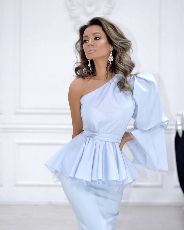 Вечерние платья 2020-2021: фото, новинки