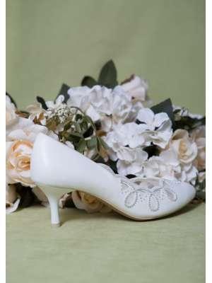Свадебная обувь для невесты: виды, модные тенденции и фото