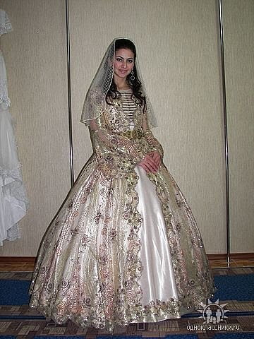 Традиционные свадебные наряды из разных стран мира