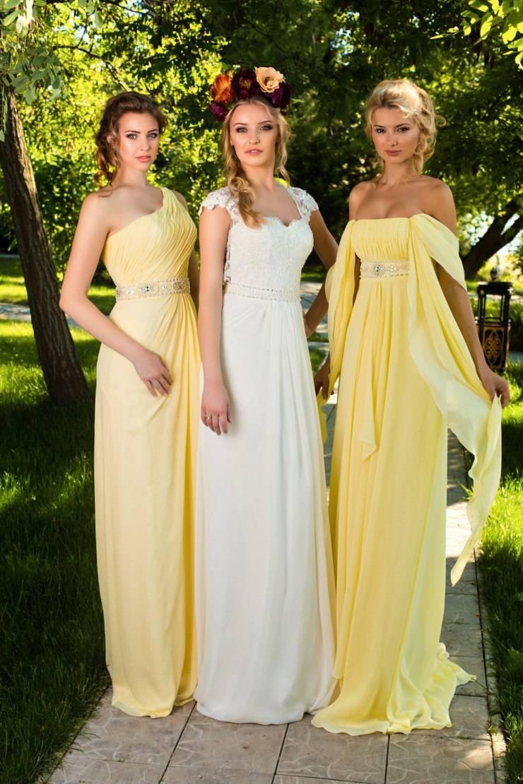 Синее свадебное платье для синей свадьбы: тонкости сочетаний, модные фасоны