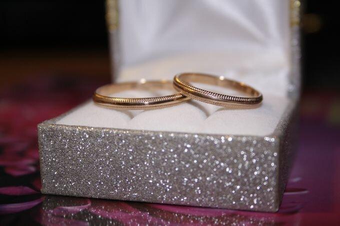 Можно ли показывать обручальные кольца до свадьбы?