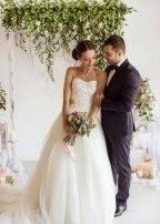 Идеальная свадебная фотосессия молодоженов (21 фото)