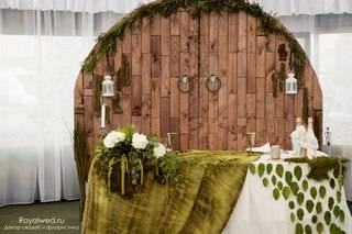 Оформление свадьбы мечты