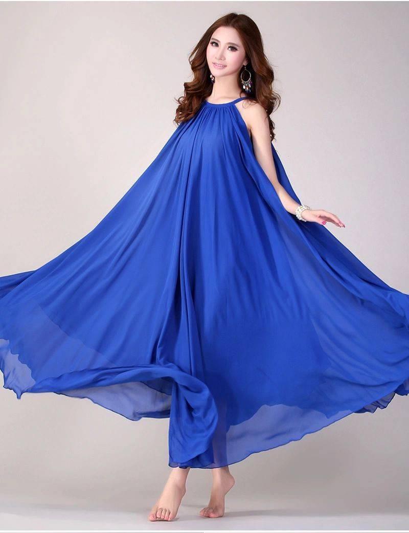 Платья для беременных — красивые и удобные модели