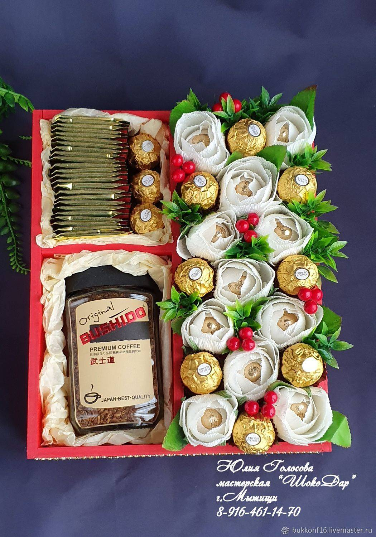 Букет из конфет на свадьбу (60 фото): оригинальные свадебные конфетные композиции для невесты