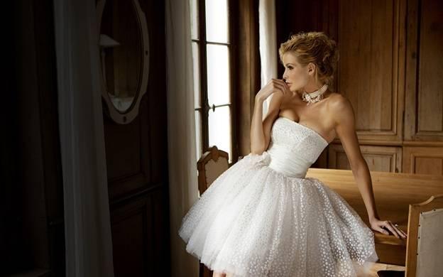 Что делать со свадебным платьем: