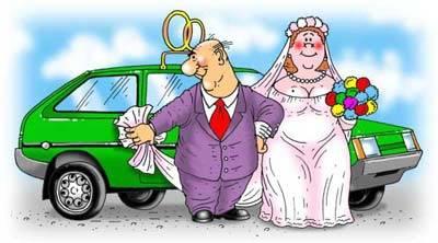 Названия свадебных годовщин. 35 - 100 лет со дня свадьбы