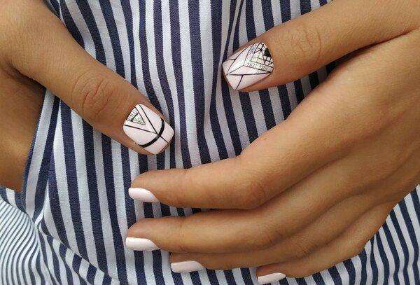 Модный маникюр: тренды и тенденции модного дизайна ногтей