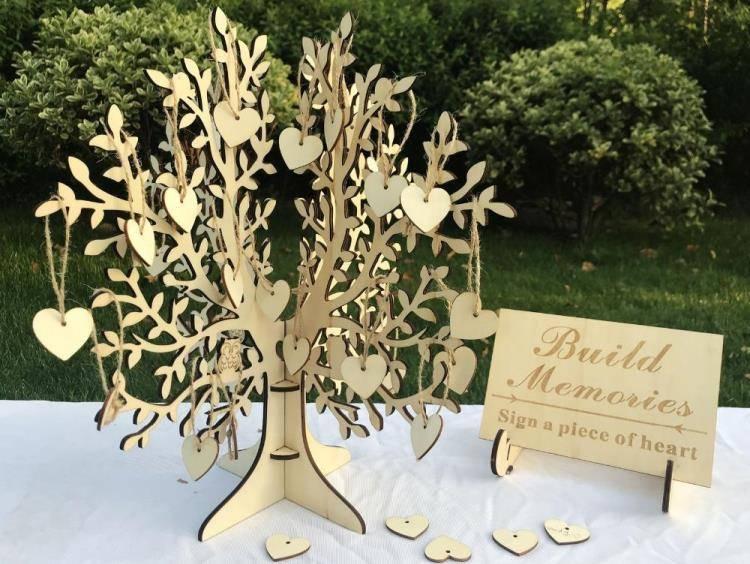 Деревянная свадьба - сценарий, что дарят на деревянную свадьбу?