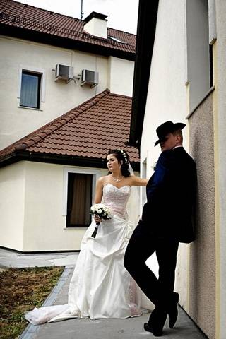 Свадьба в стиле чикаго (фото)