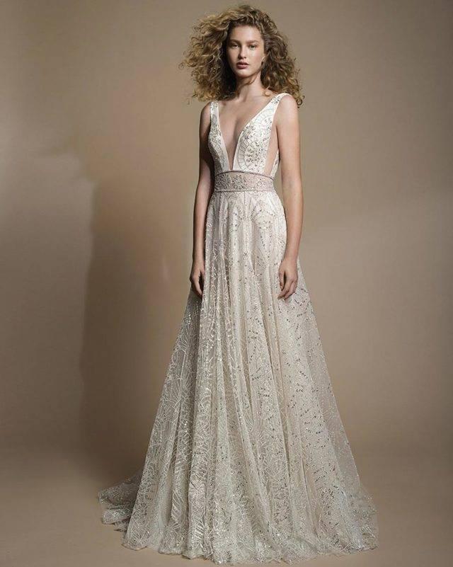 Простые свадебные платья – естественный и легкий образ
