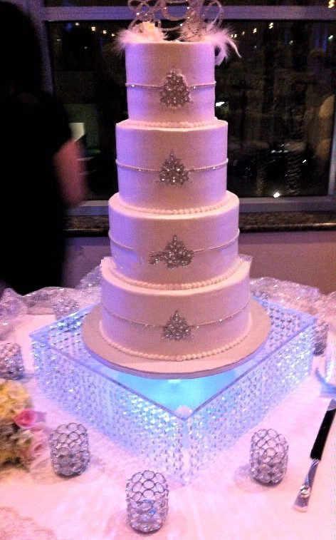 Готовим свадебный торт своими руками, идеи