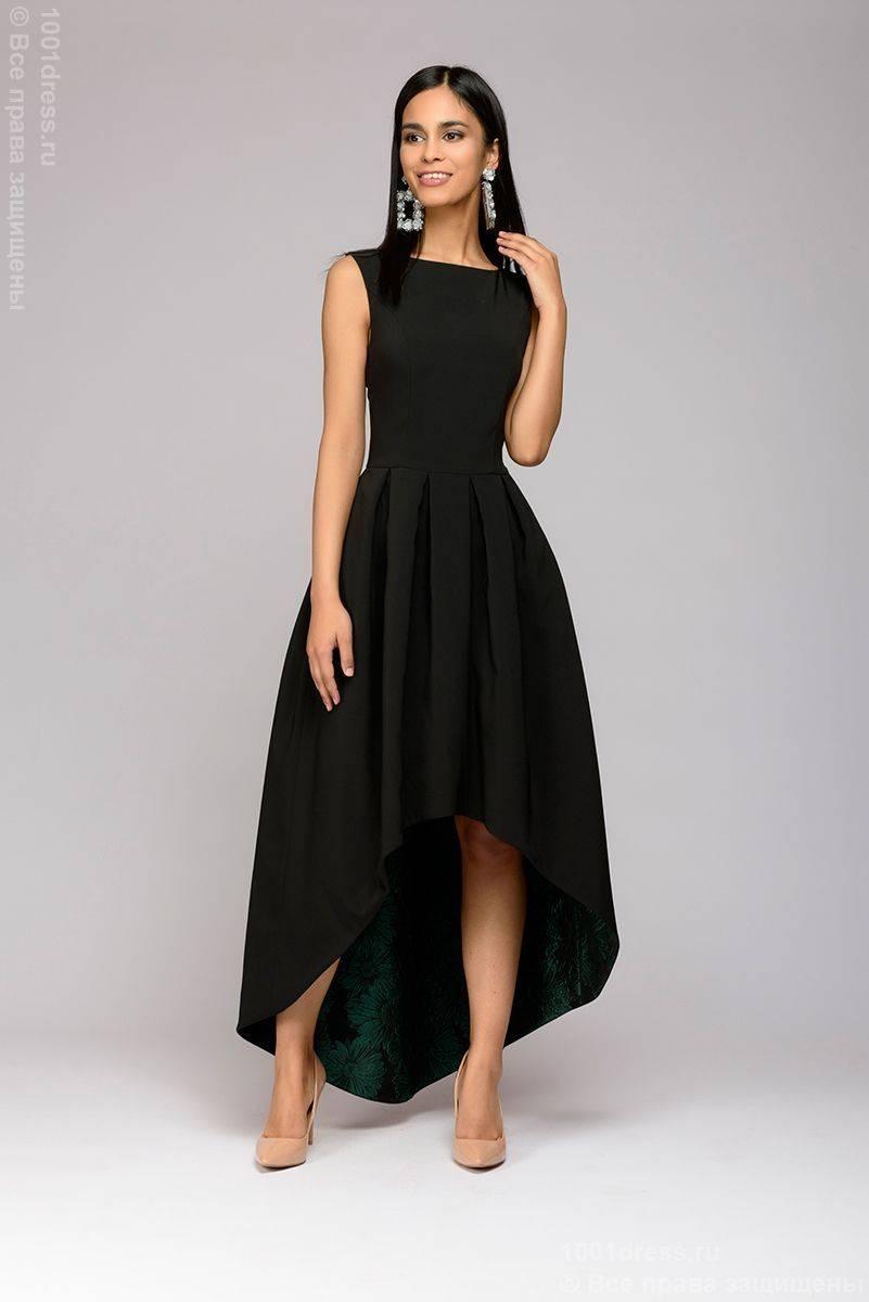 Модные фасоны вечерних платьев 2020