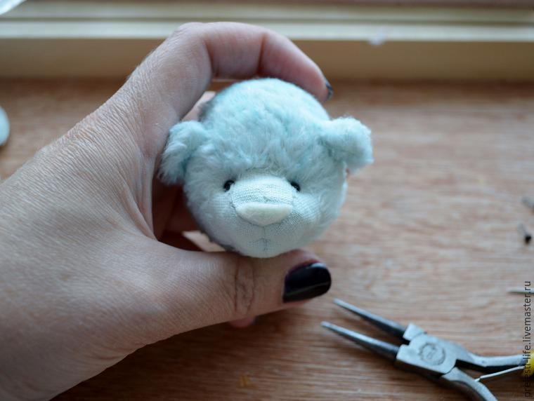Простой плюшевый мишка выкройка. мишки, сшитые своими руками. ткань для мягкой игрушки мишки»»