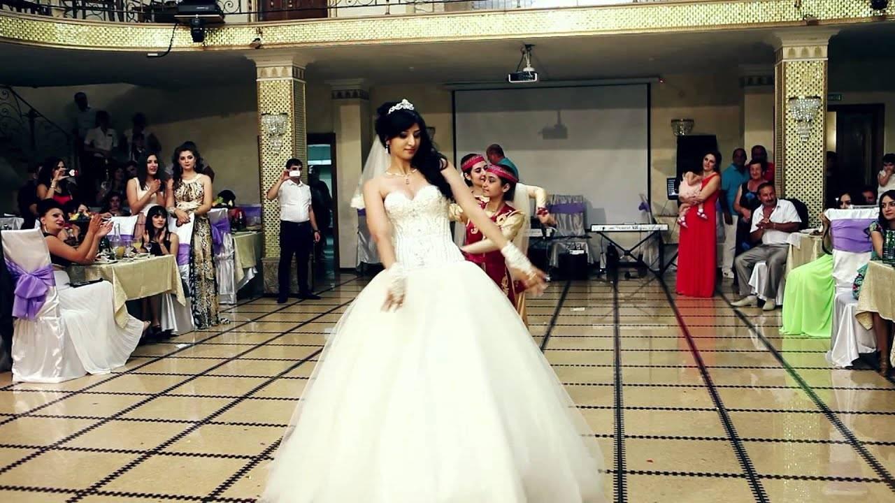 Выбираем вместе армянский свадебный танец для невесты, жениха и гостей