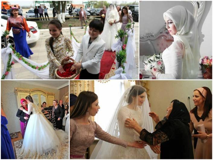 Традиции чувашской свадьбы