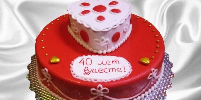 Что подарить родителям на рубиновую свадьбу (40 лет)? подарок на годовщину свадьбы родителям от детей. что подарить, как сделать своими руками, идеи как оригинально поздравить
