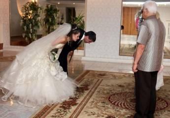 Невеста благодарит мам на свадьбе. слова благодарности маме невесты от жениха
