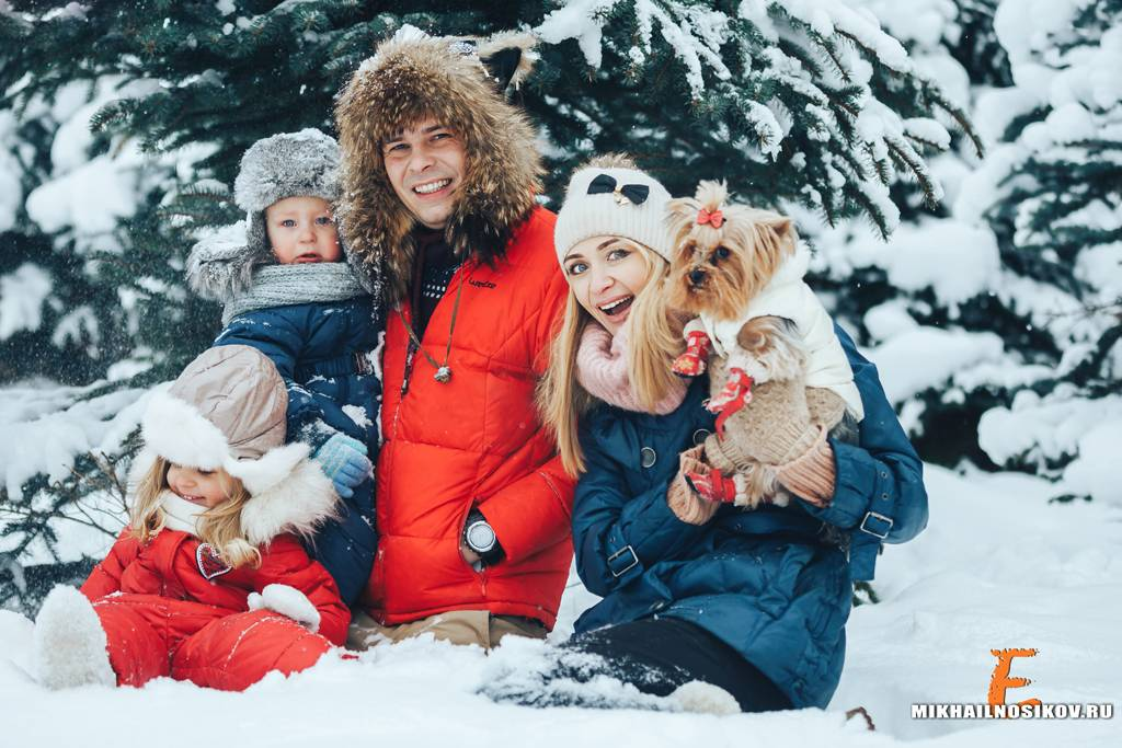 Зимняя фотосессия на улице – идеи и темы для красивых фотографий