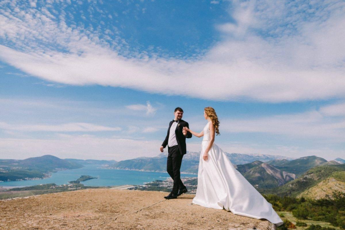 Воплощенная в реальность мечта – свадьба в Черногории: для двоих или большой компании