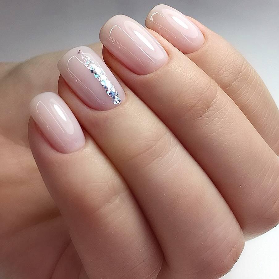 Идеи свадебного маникюра на короткие и длинные ногти