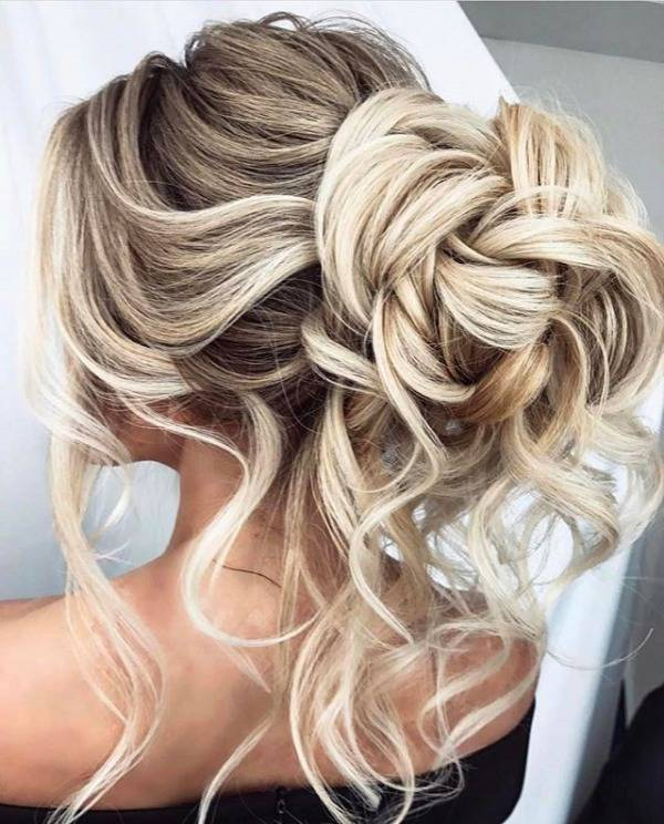 Свадебные прически на длинные и средние волосы с фатой фото