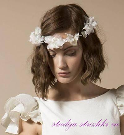 Выбираем украшения  для волос невесты