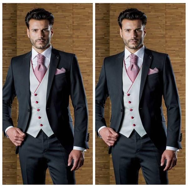 Мужские костюмы на свадьбу: советы по выбору
