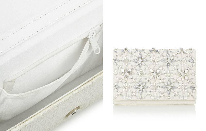 Свадебные клатчи для невесты: модели, фото и идеи