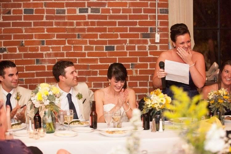 Смешные тосты на свадьбу
