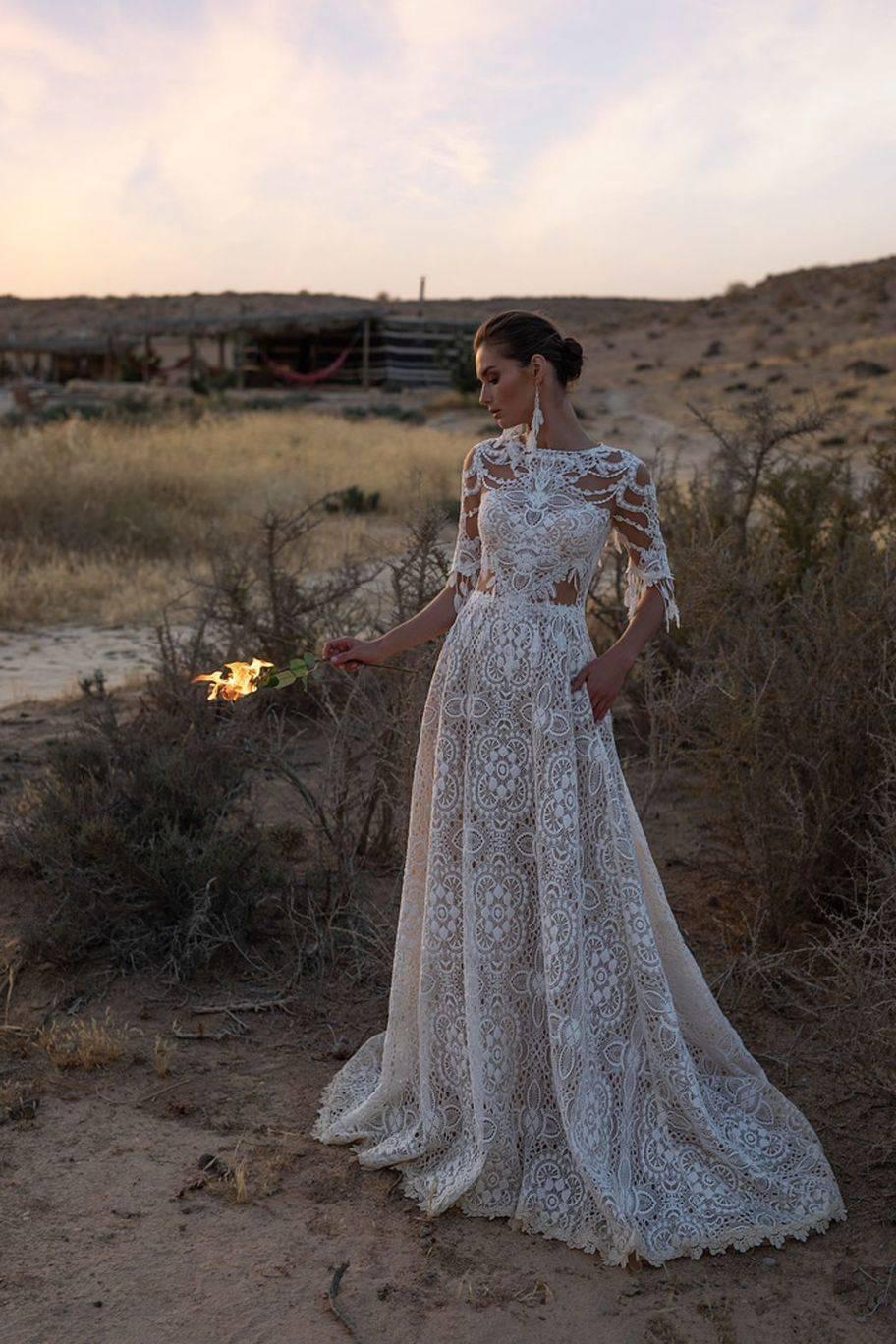 Свадебное платье-трансформер: с отстегивающейся юбкой, из длинного в короткое