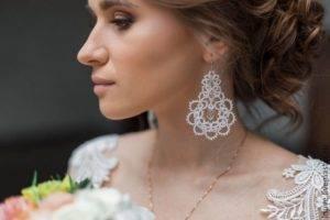 Украшения для невесты — грамотно акцентируем внимание на главном + 80 фото