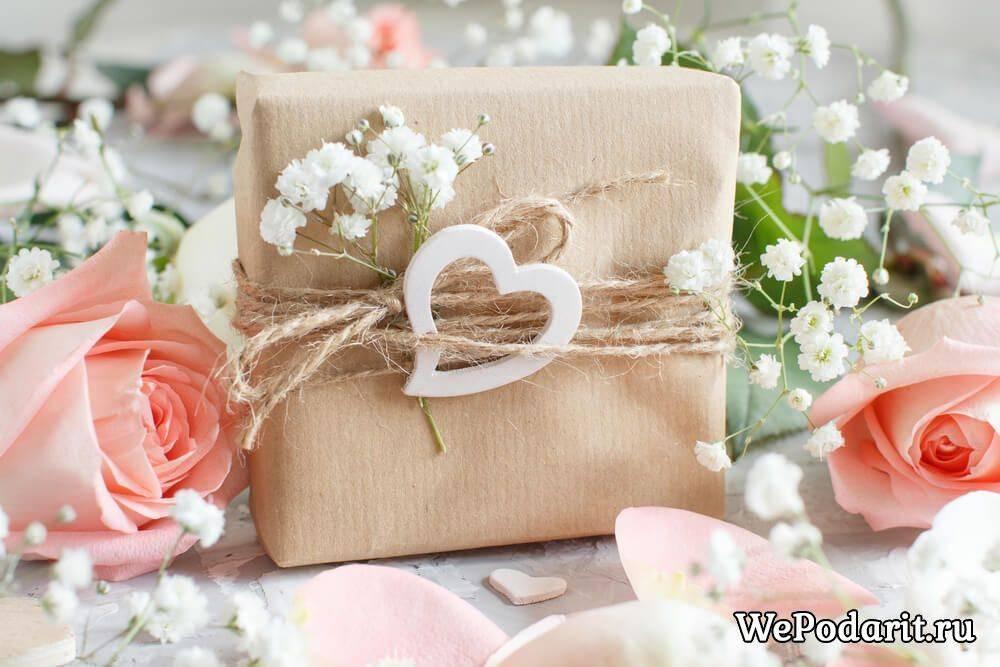 Подарок жене на фарфоровую годовщину (20 лет свадьбы)