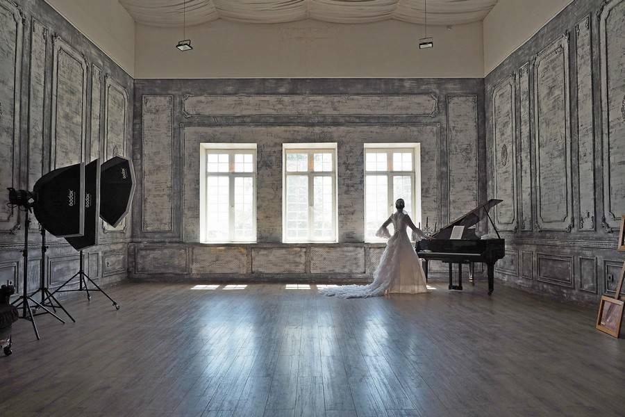 Лучшие фотостудии москвы для невест